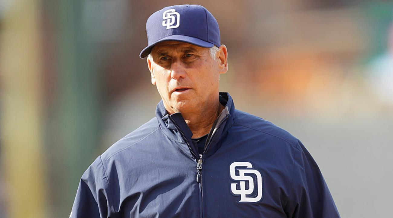 Bud Black Padres fired