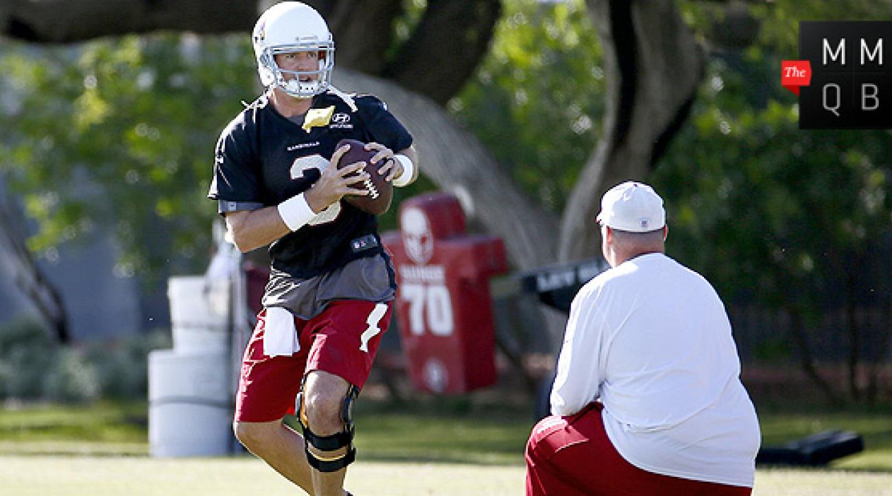 MMQB: Carson Palmer has unfinished business