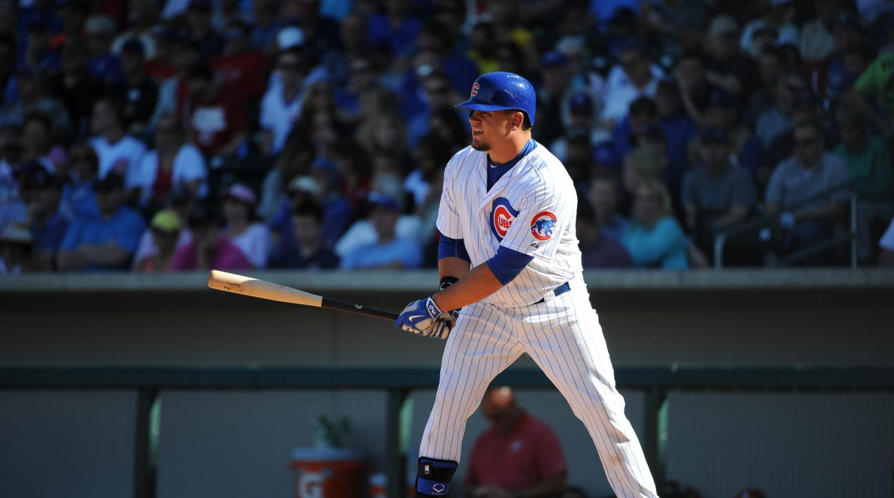 chicago cubs kyle schwarber call-up