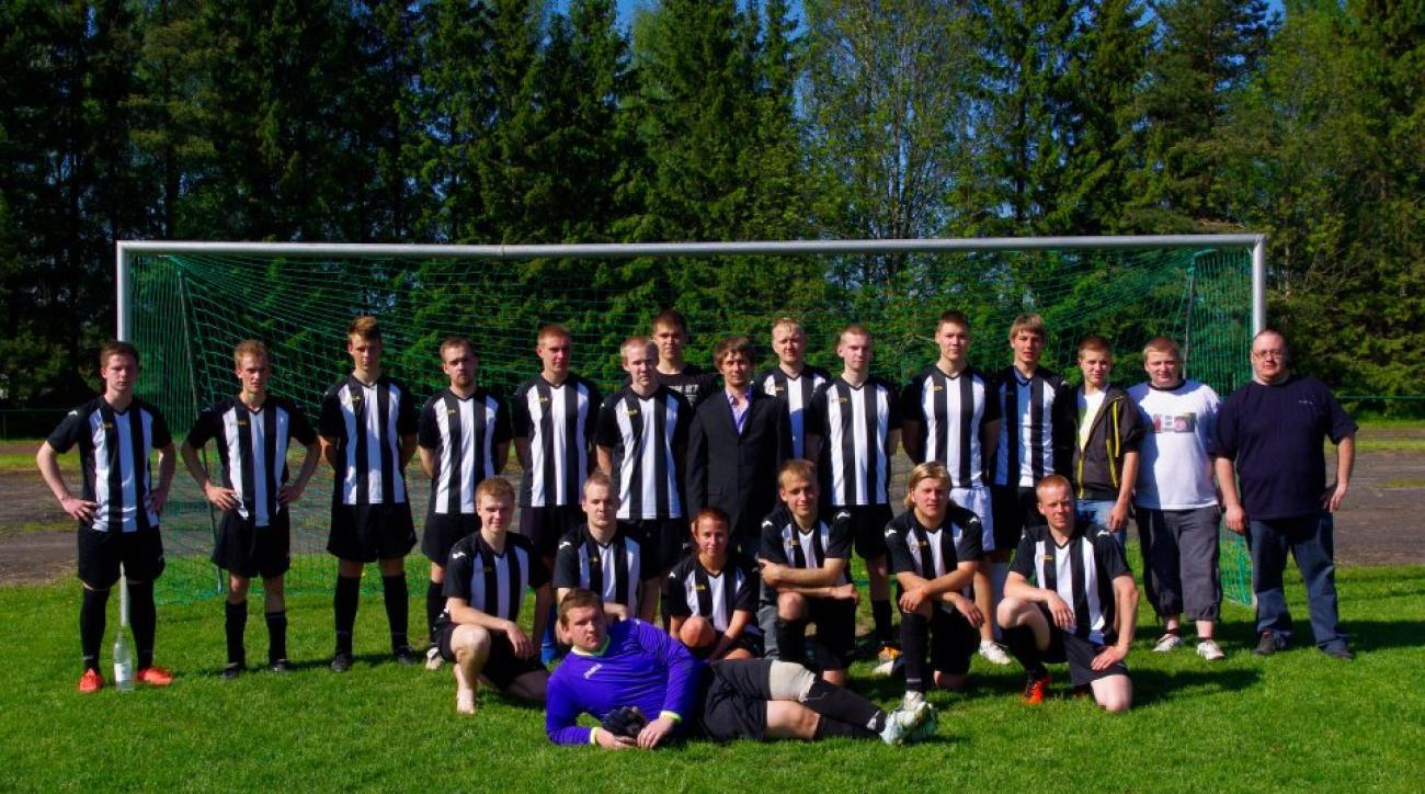 estonia soccer 36 goals loss fc infonet virtsu jalgpalliklubi