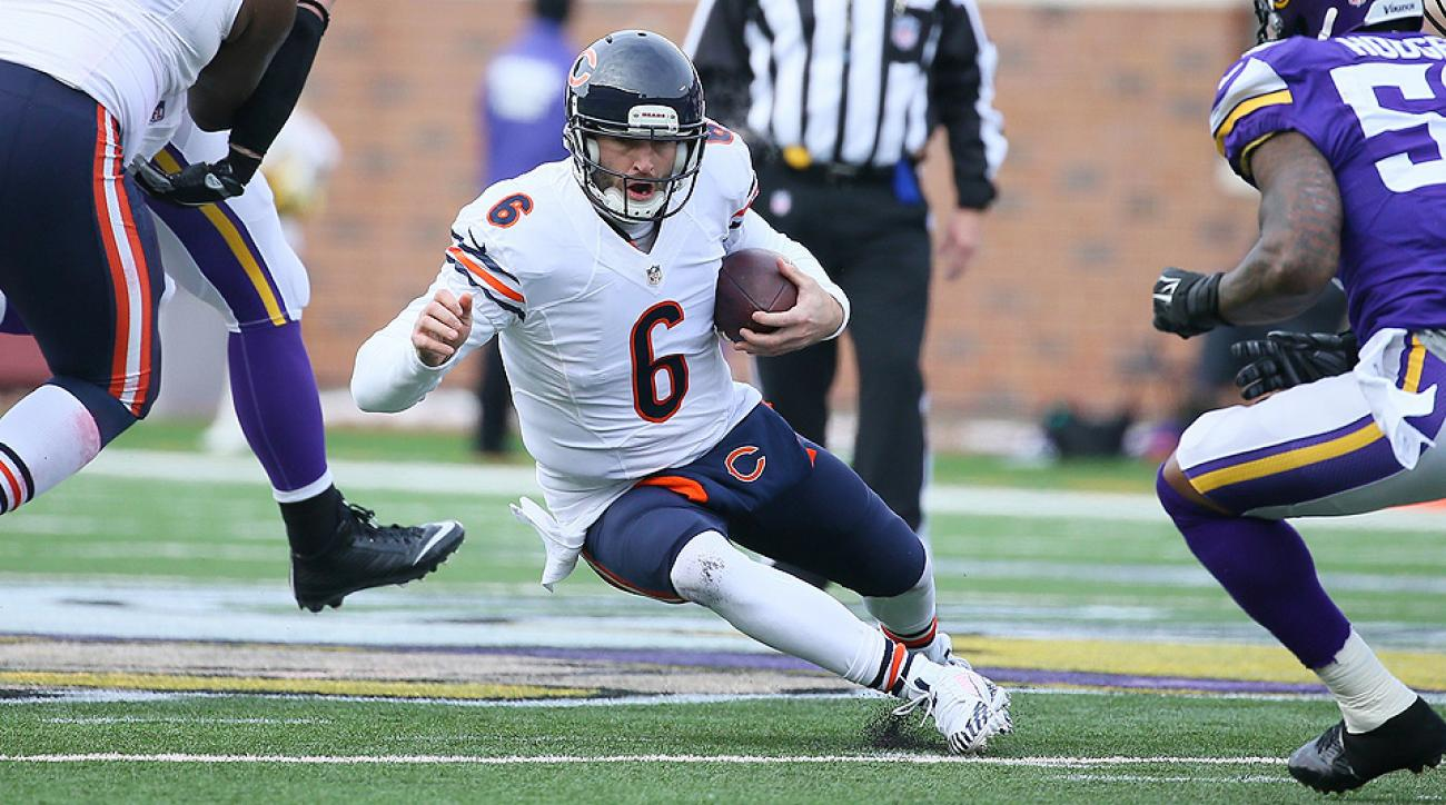 Jay Cutler, Mike Wallace top NFL's most overpaid players by position