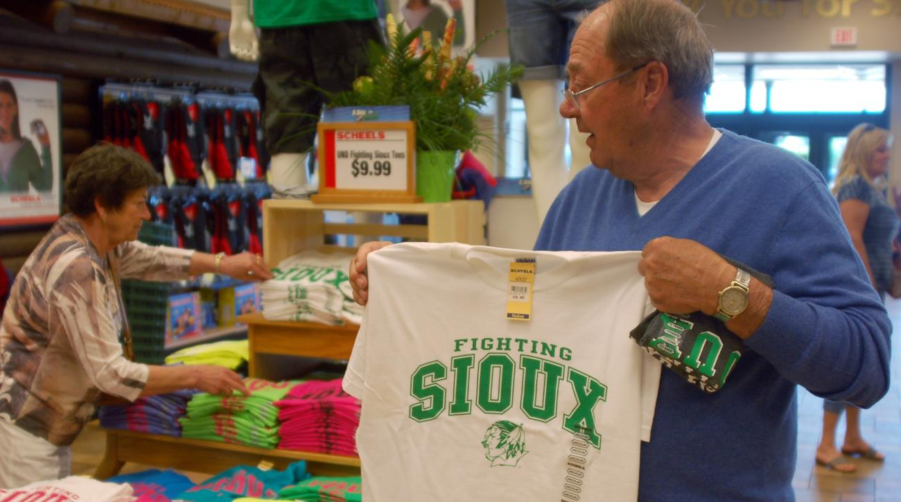 north dakota nickname replacement fighting sioux finalists