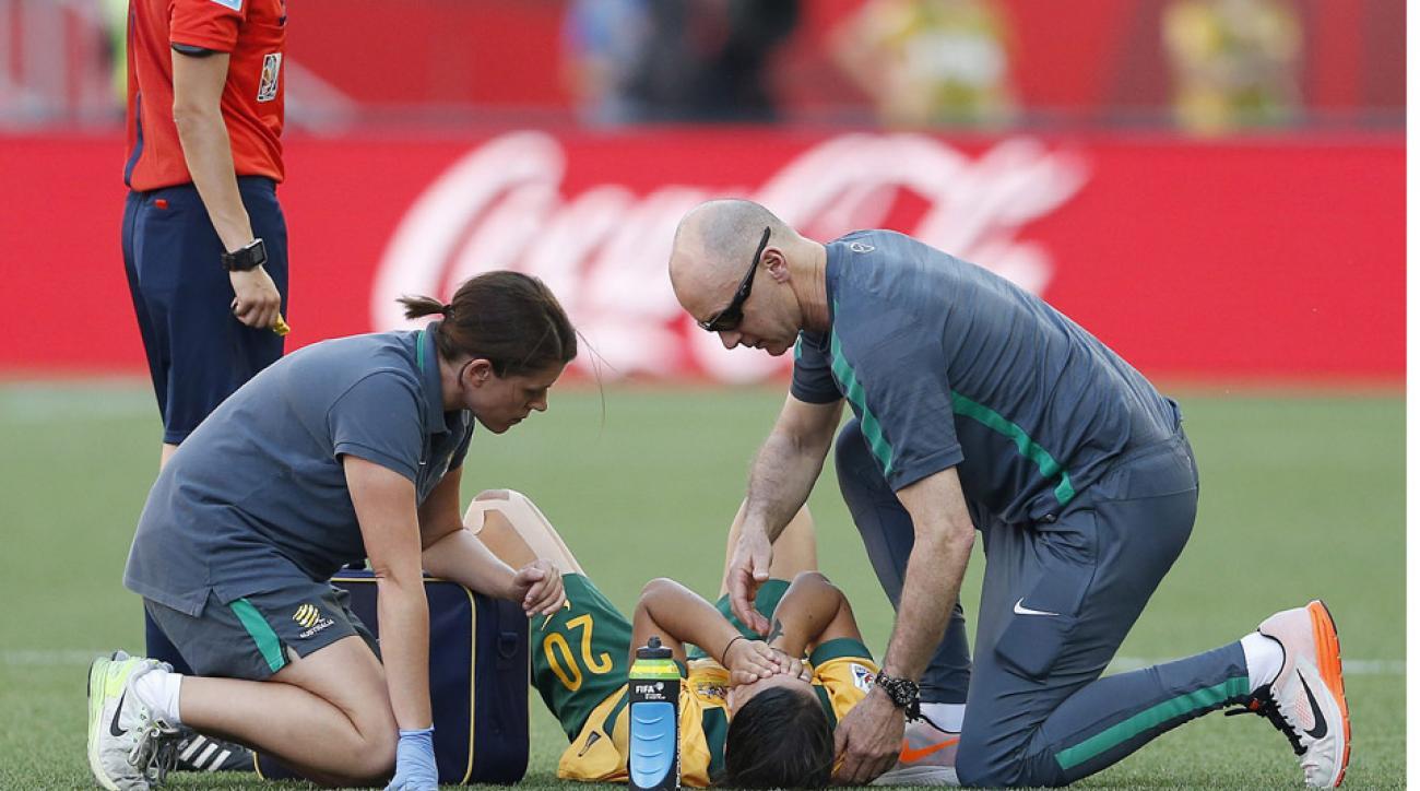Nigeria's Ejoku suspended 3 games for elbow