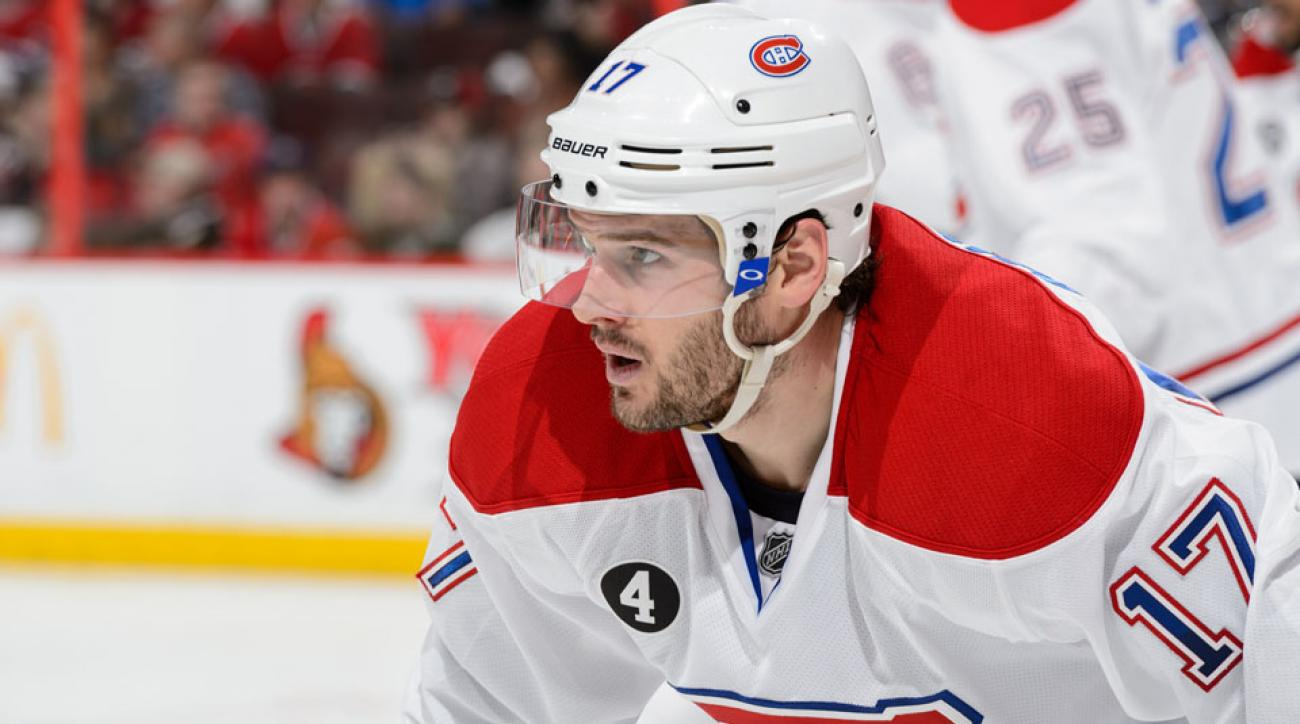 Torrey Mitchell and the Montreal Canadiens agreed to a deal.