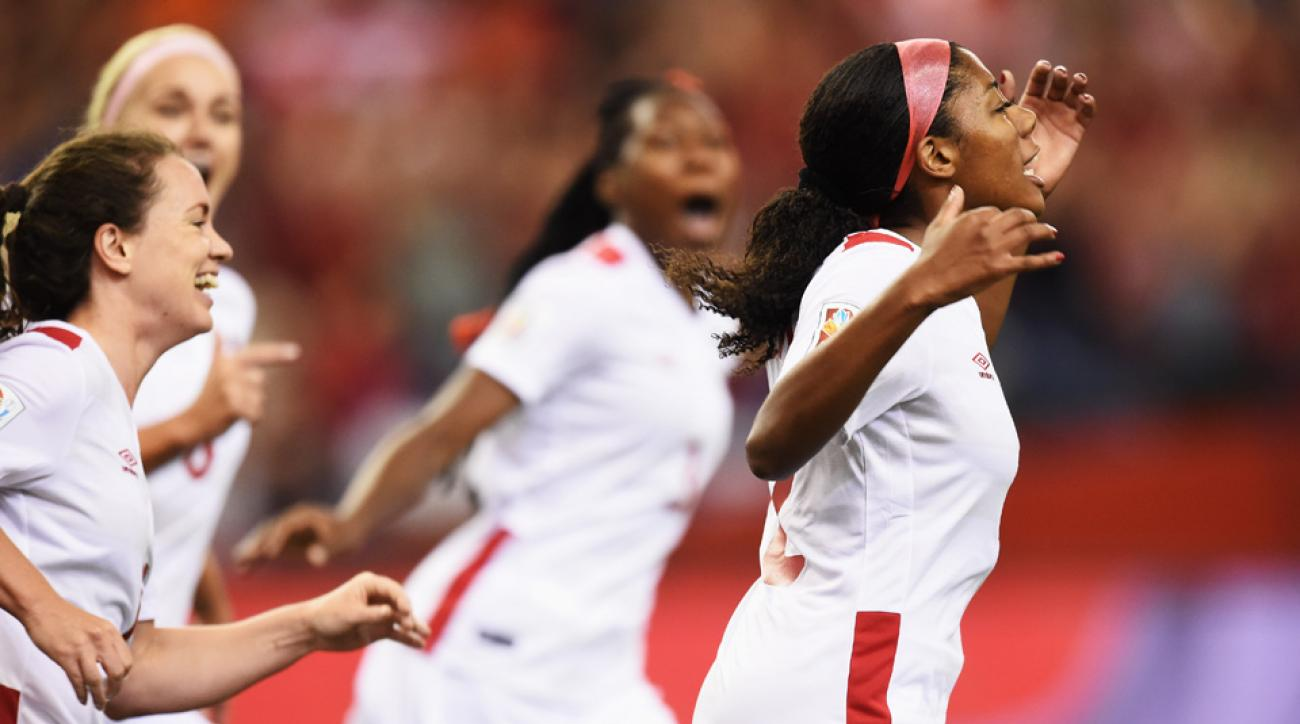 Canada draws Netherlands 1-1 in Women's World Cup