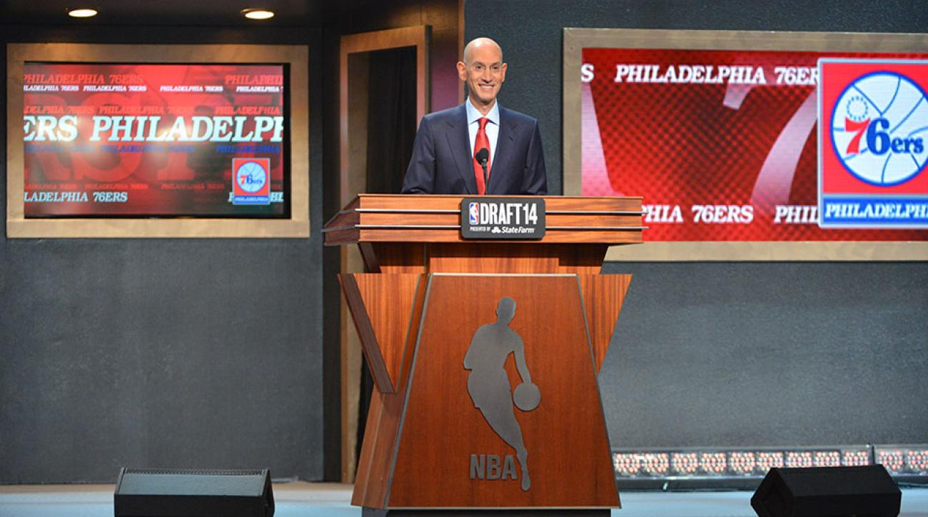 NBA draft early entry withdrawals