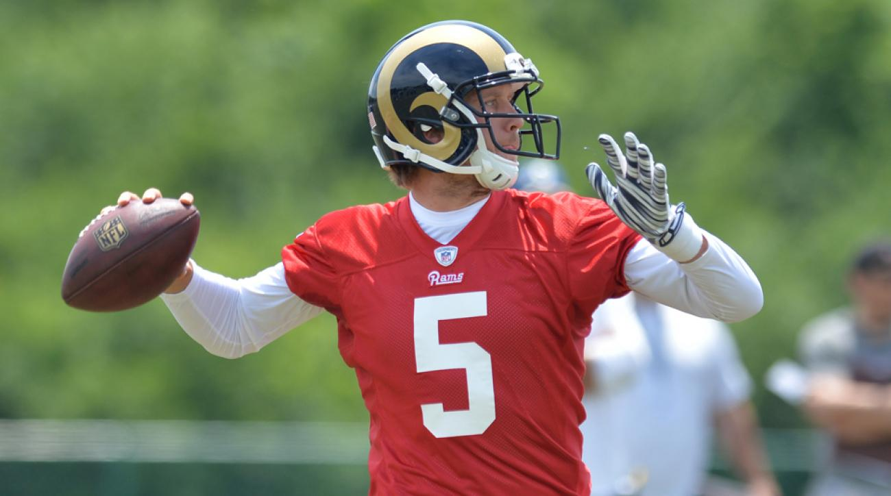 Rams want to sign Foles to deal