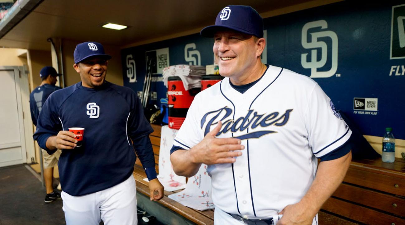 Pat Murphy San Diego Padres interim manager
