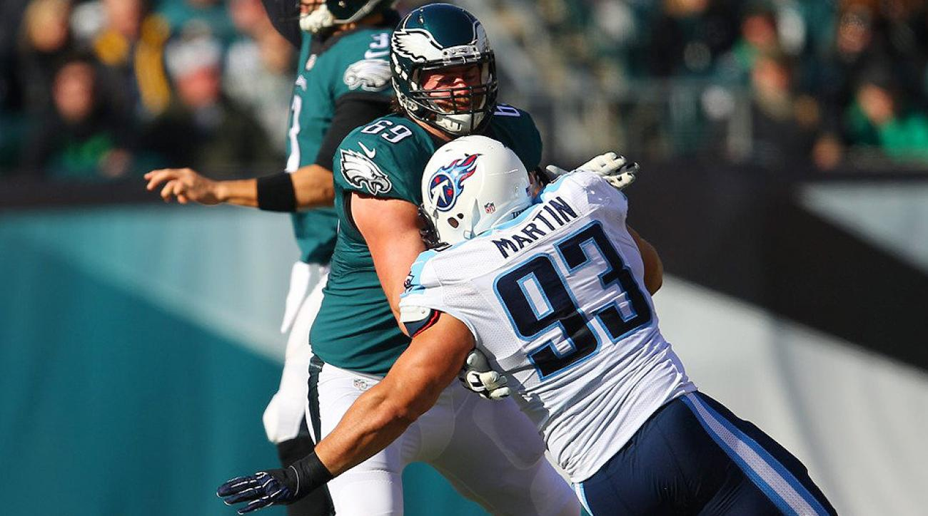Evan Mathis contract: Eagles release veteran left guard