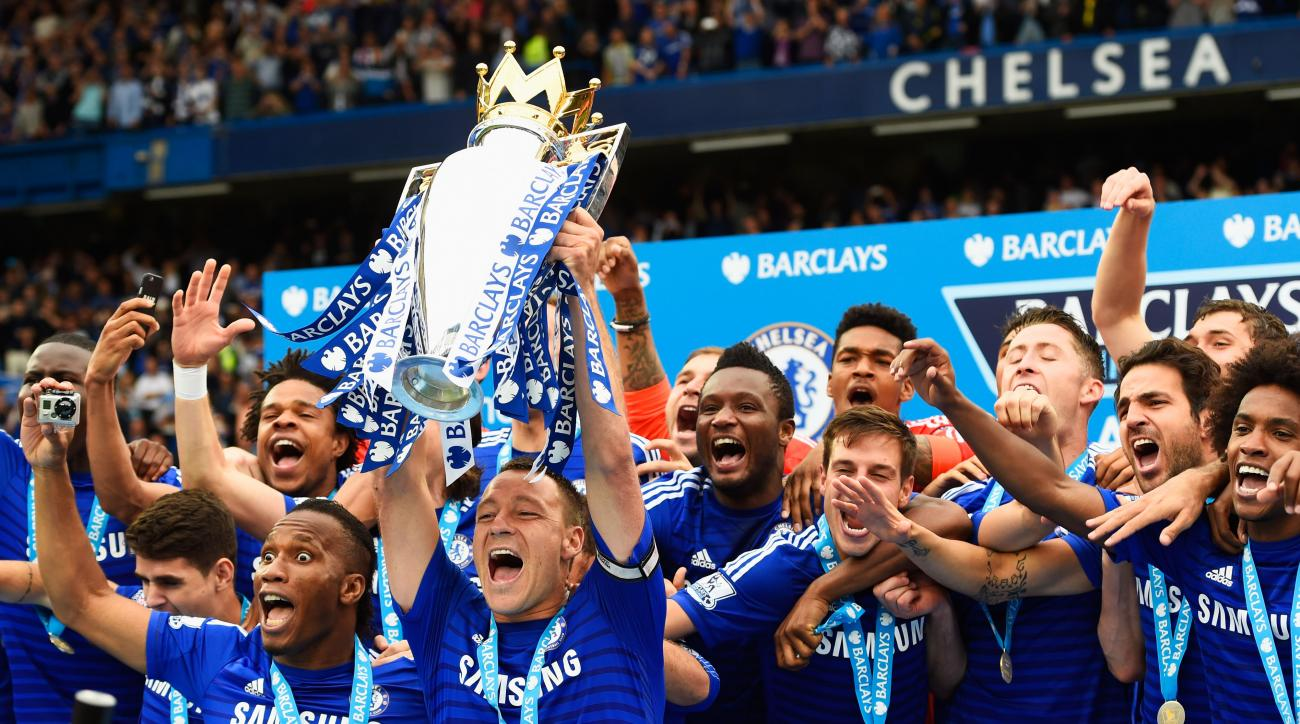 Chelsea will open its title defense against Swansea City.