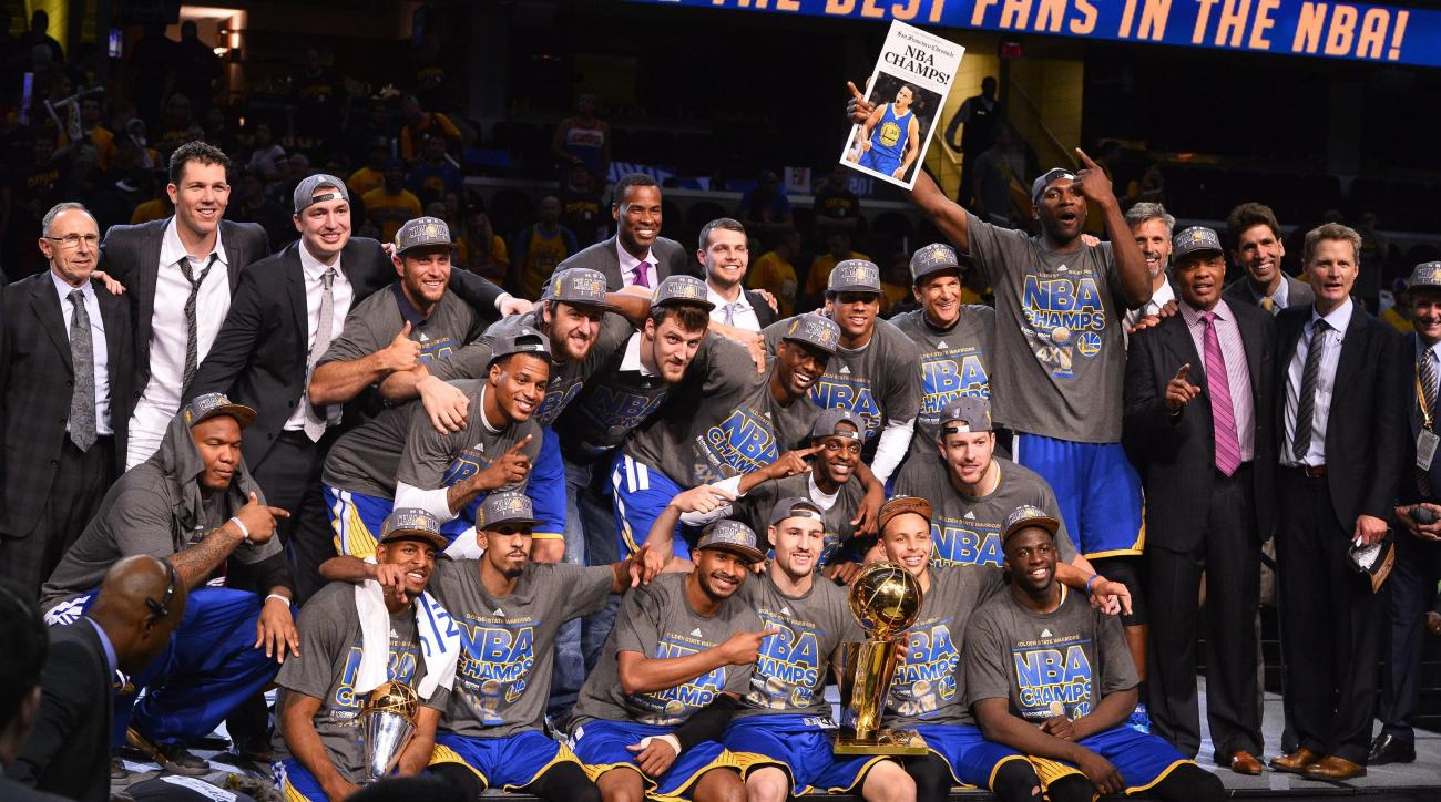 Golden State Warriors: How the 2015 NBA champions were ...