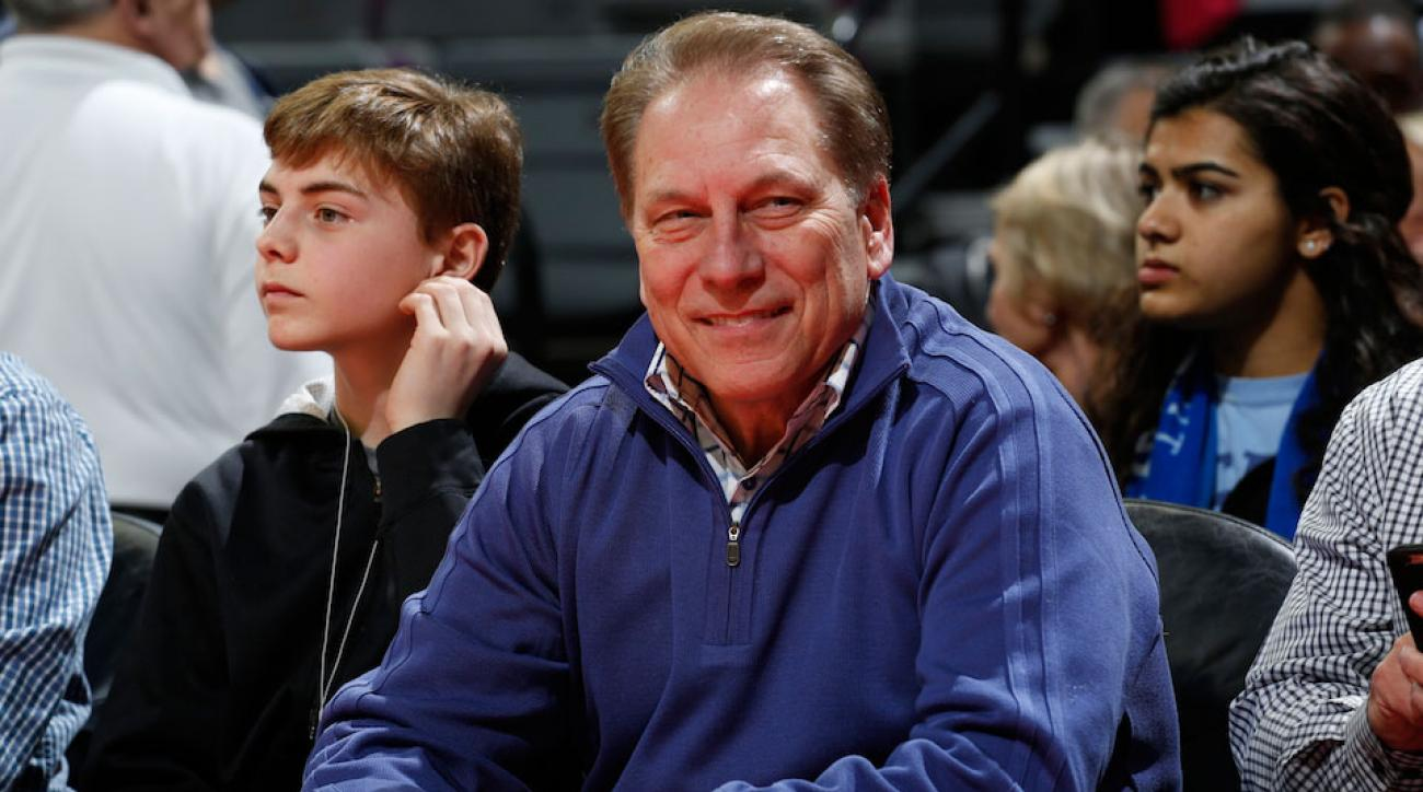 tom izzo extended at michigan state