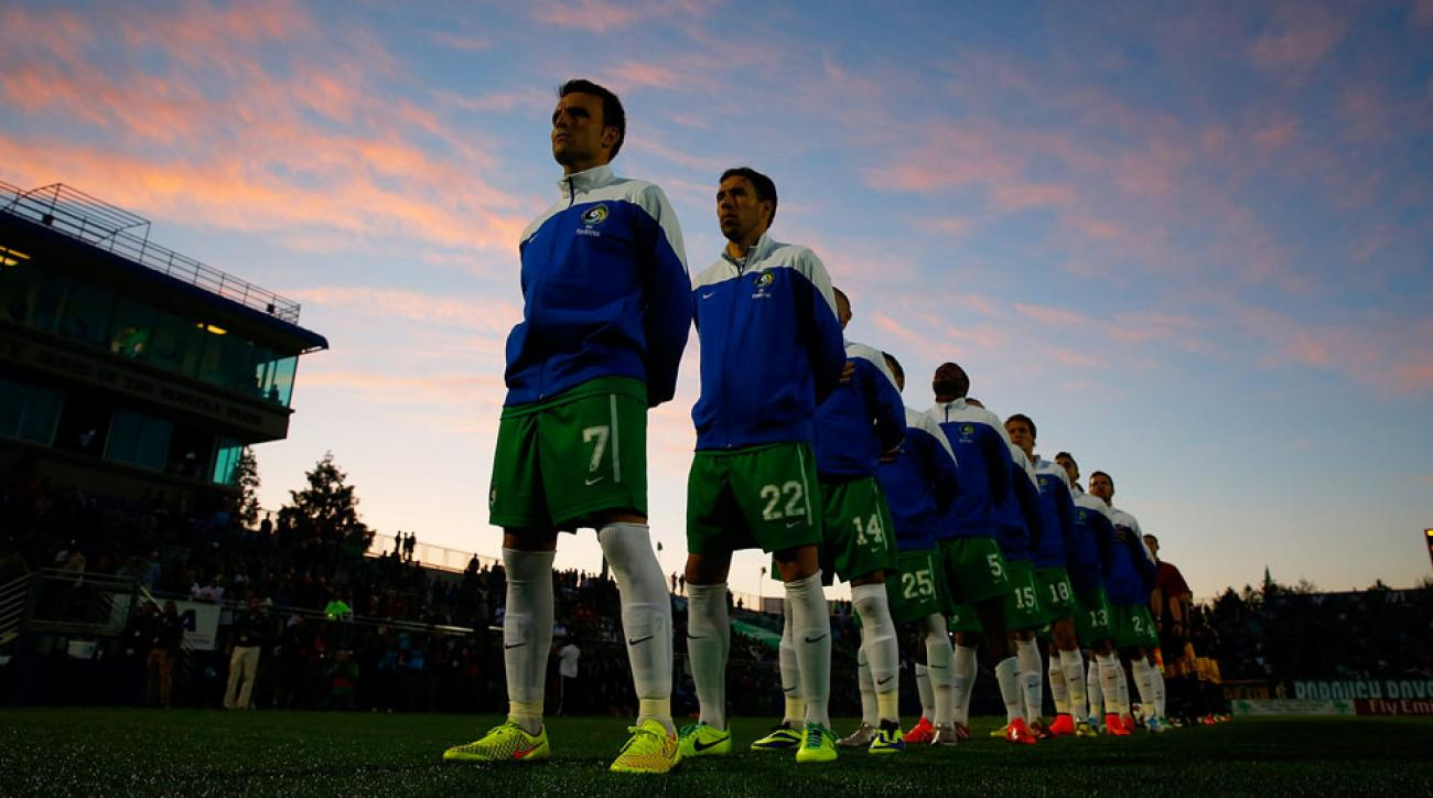 The New York Cosmos will play the New York Red Bulls in the U.S. Open Cup round of 16