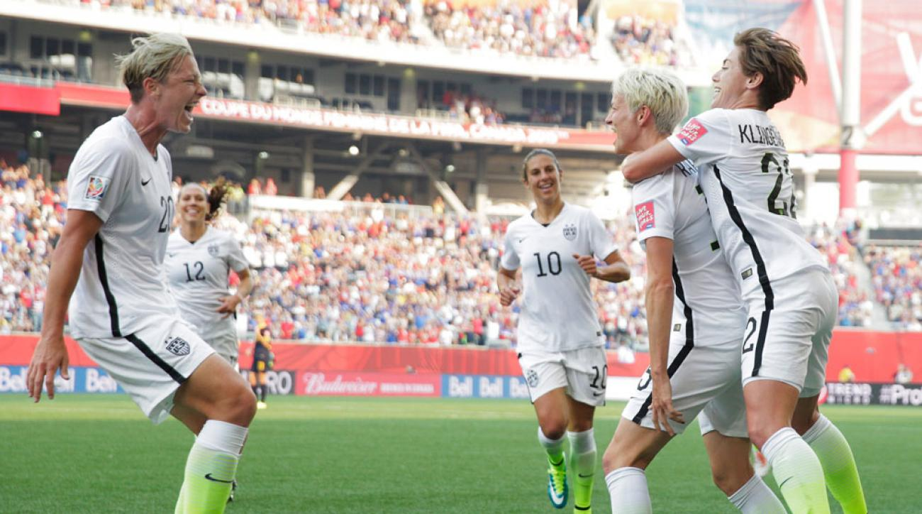 fifa womens world cup megan rapinoe abby wambach