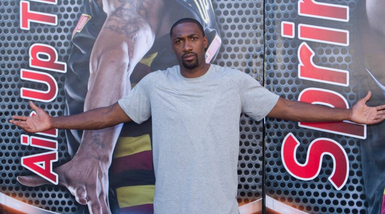 Gilbert Arenas smashed his own car because his girlfriend ruined his netflix account