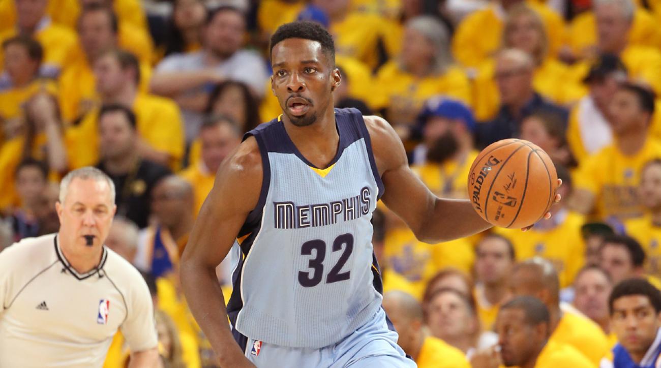 Memphis Grizzlies Jeff Green contract option