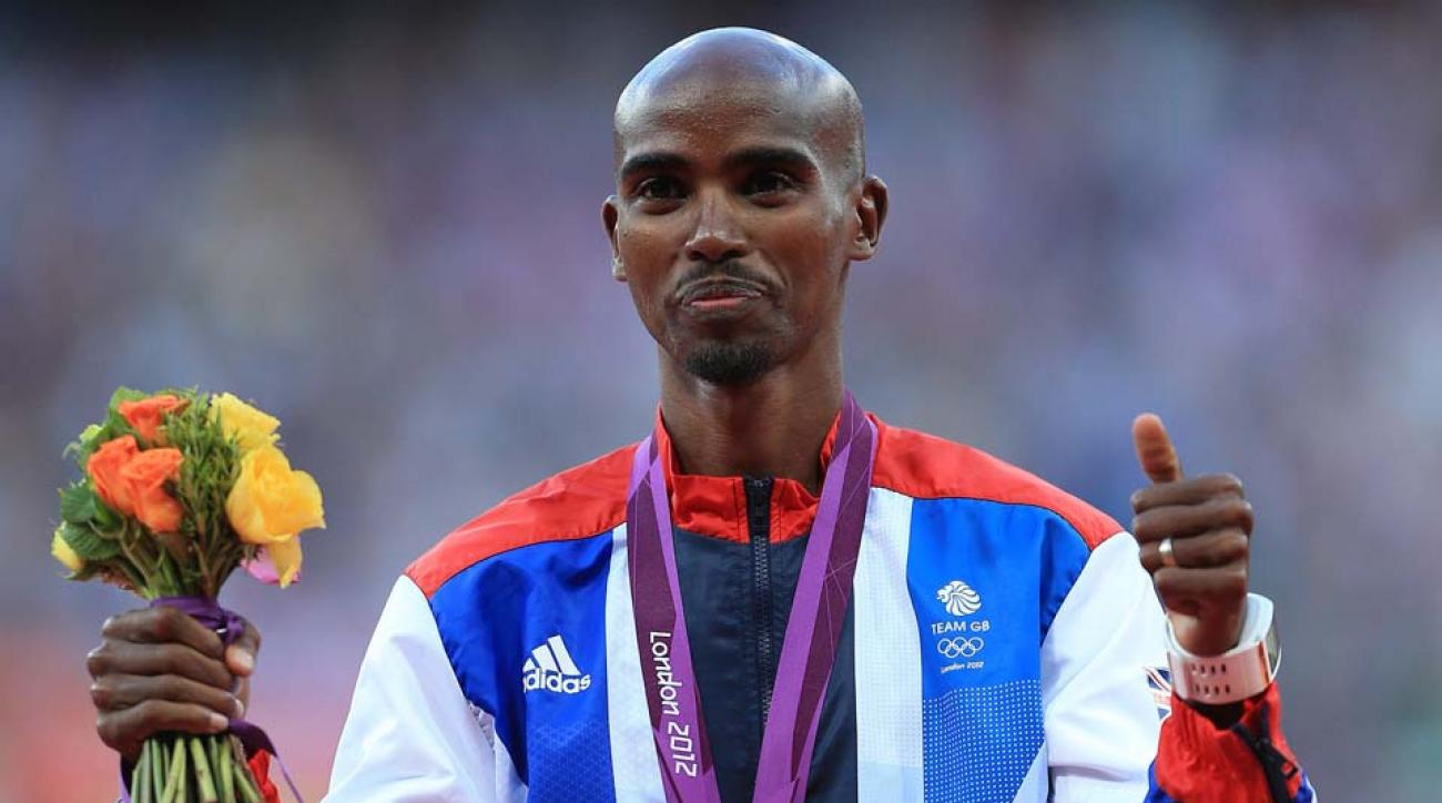 Farah missed drug tests before 2012 London Olympics