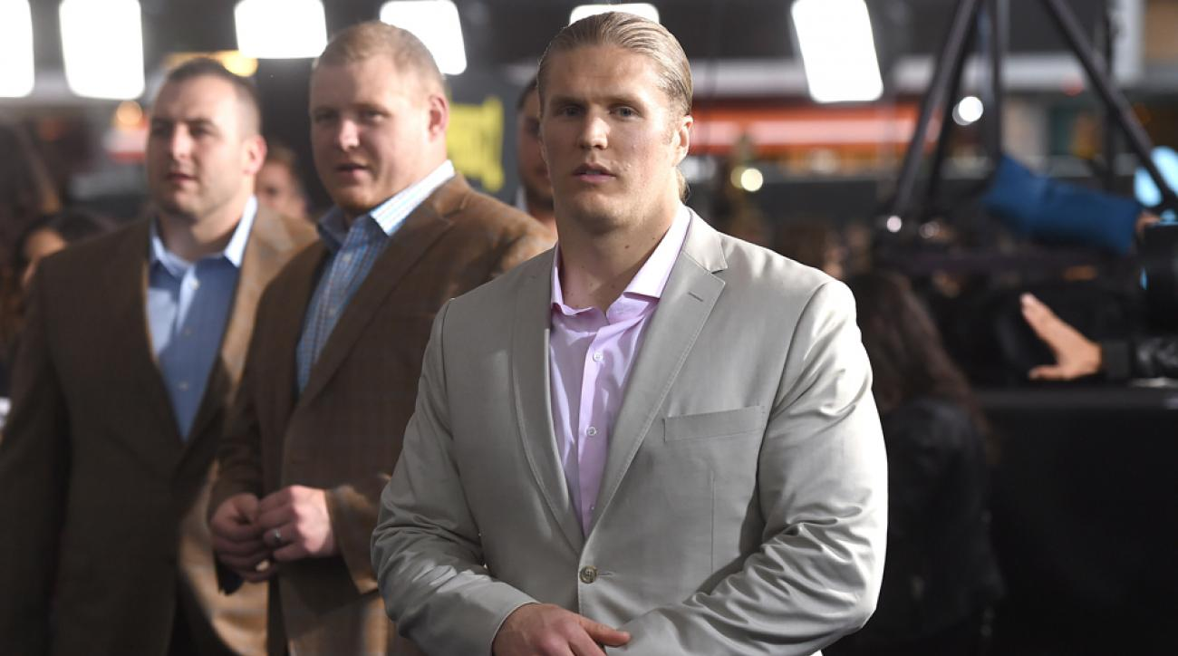 Clay Matthews is making a cameo in a new HBO series.