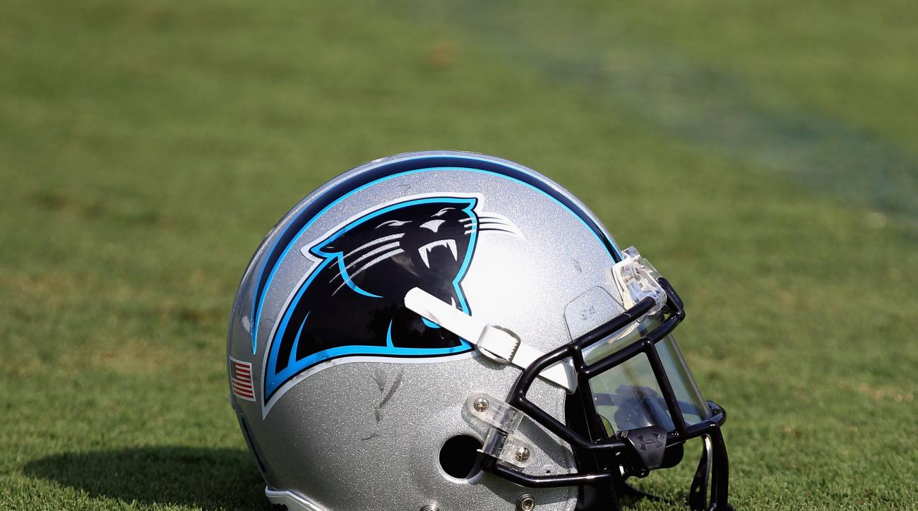 charleston shooting carolina panthers donation