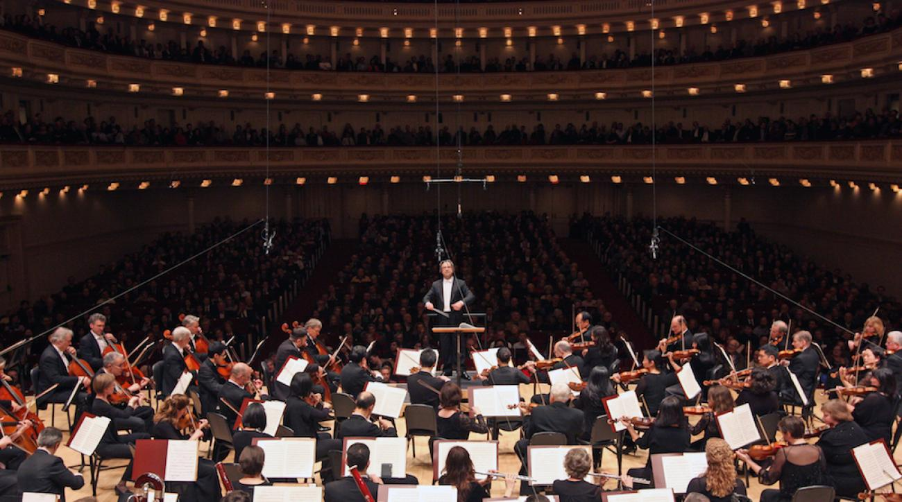 Watch: Chicago Symphony Orchestra plays 'Chelsea Dagger'
