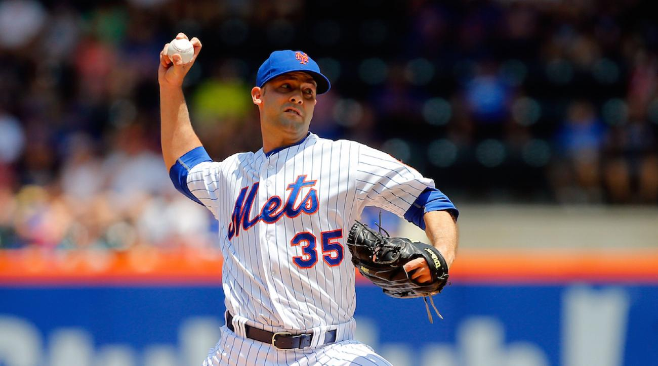 new york mets dillon gee waivers minors