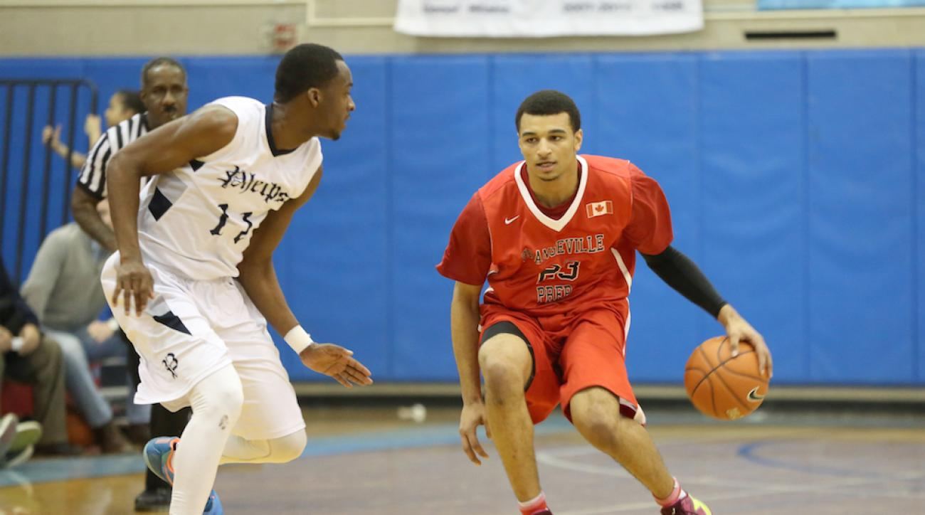 Jamal Murray: Five-star Canadian guard to reclassify for ...