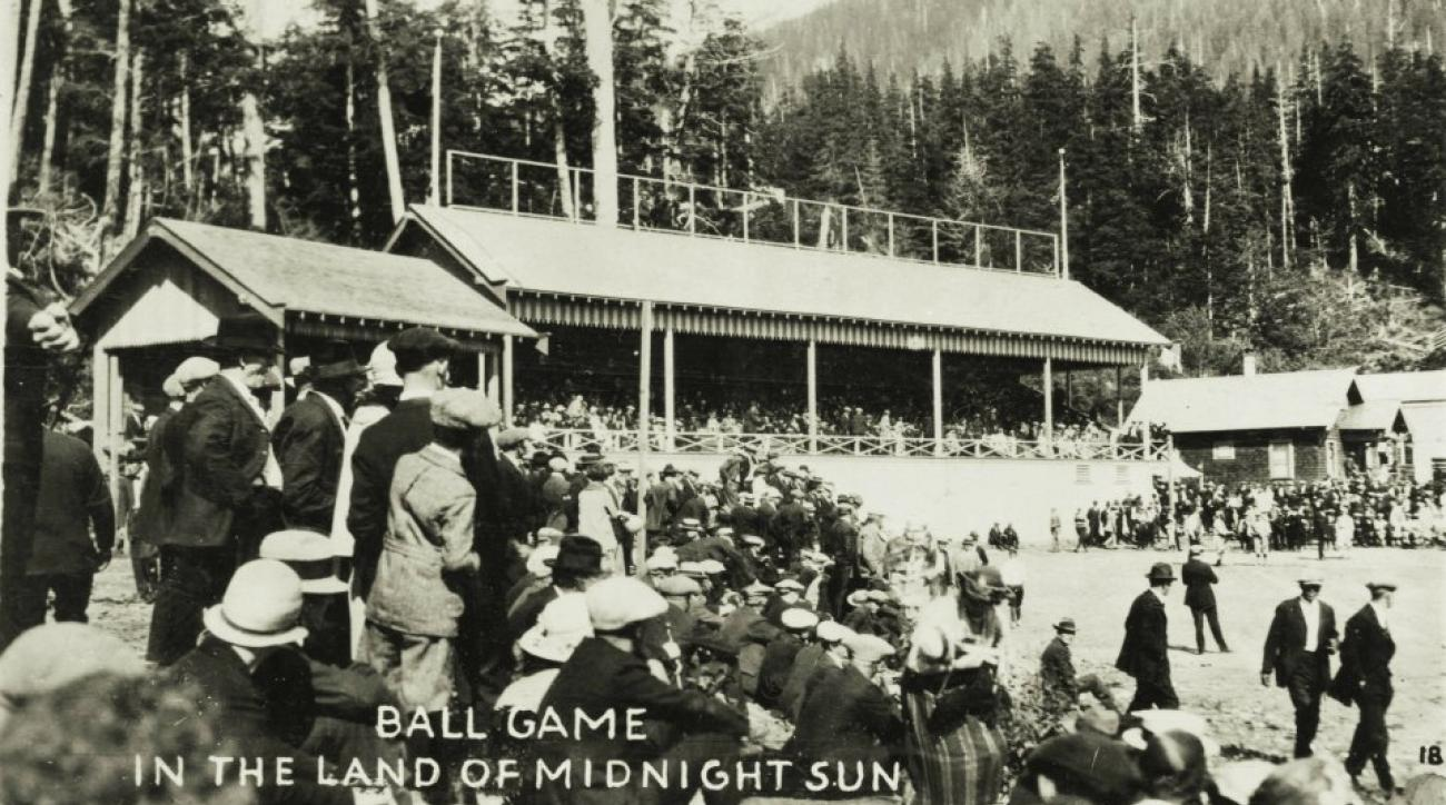 Anchorage team plays 110th annual Midnight Sun Game