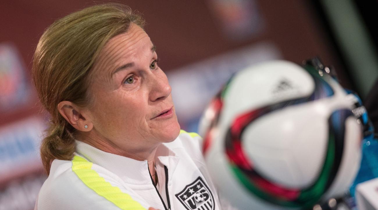 U.S. women's national team manager Jill Ellis