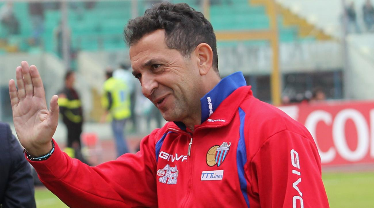 Seven at Catania, including the club president, have been arrested in connection to match fixing