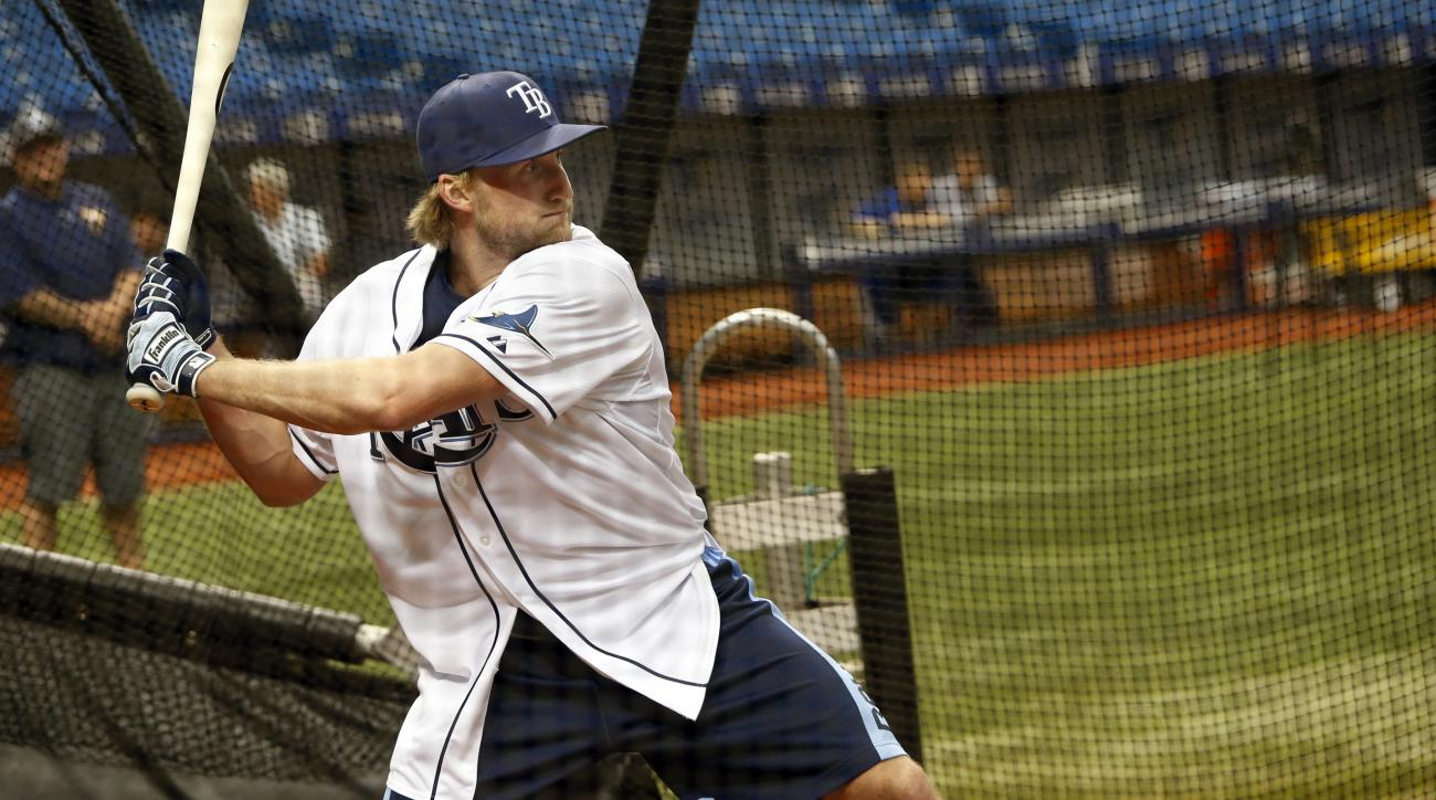lightning rays steven stamkos batting practice video