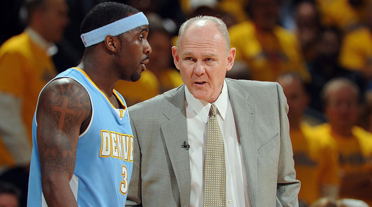 ty lawson trade rumors kings nuggets george karl