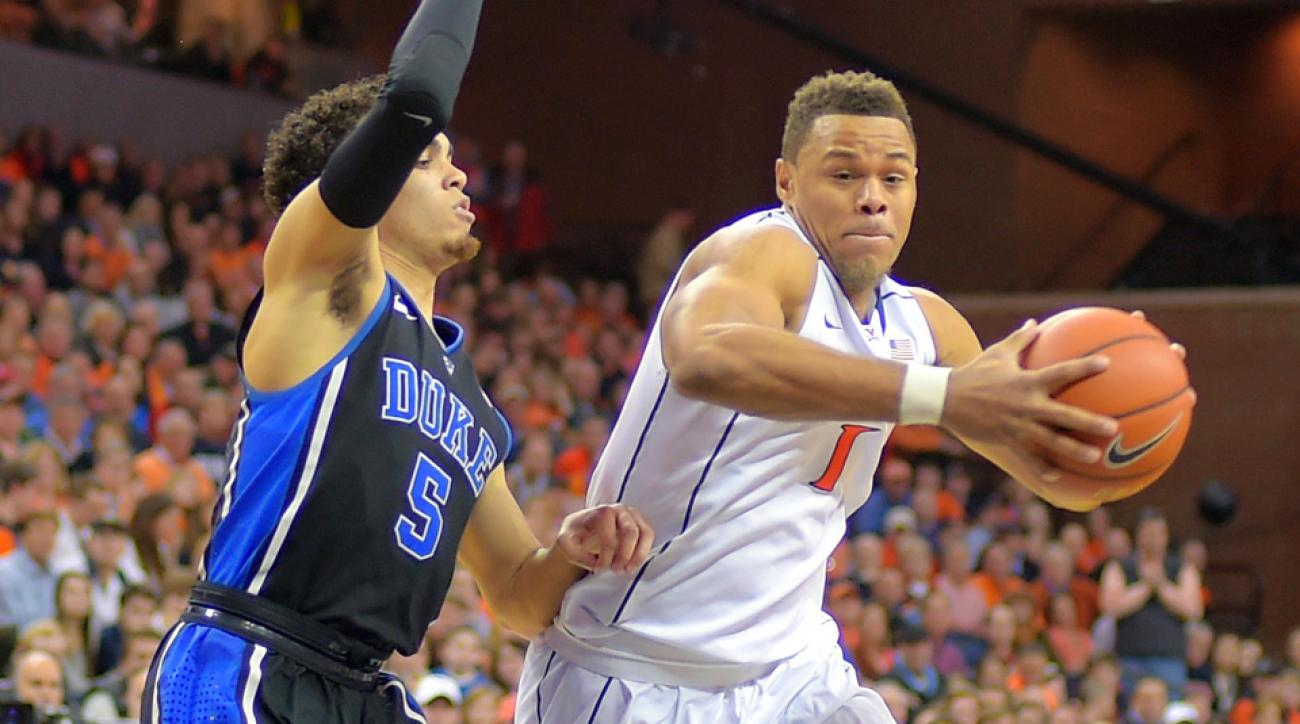 SI.com named its top 10 sleepers in the 2015 NBA draft.