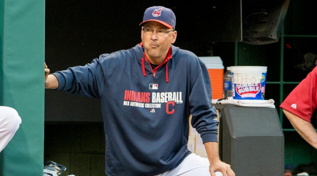Terry Francona ate 17 popsicles the other night