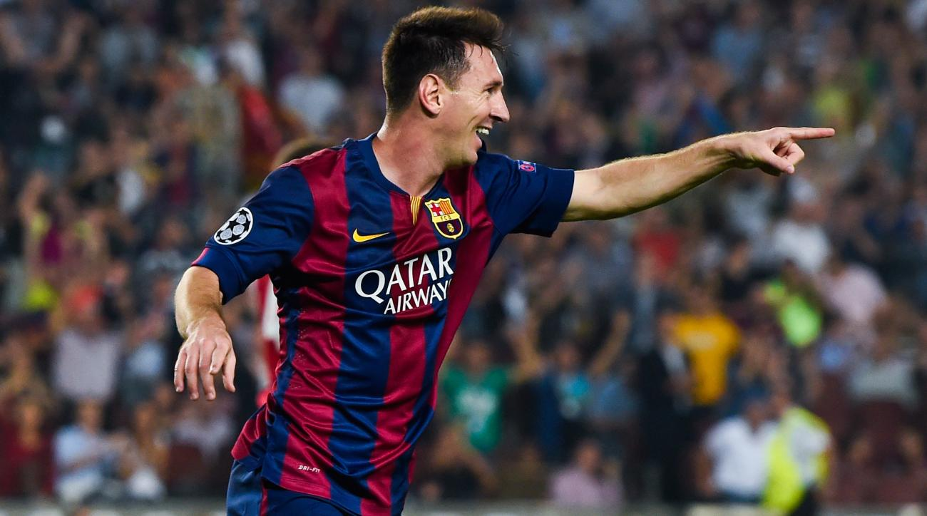 lionel messi ray hudson commentary video
