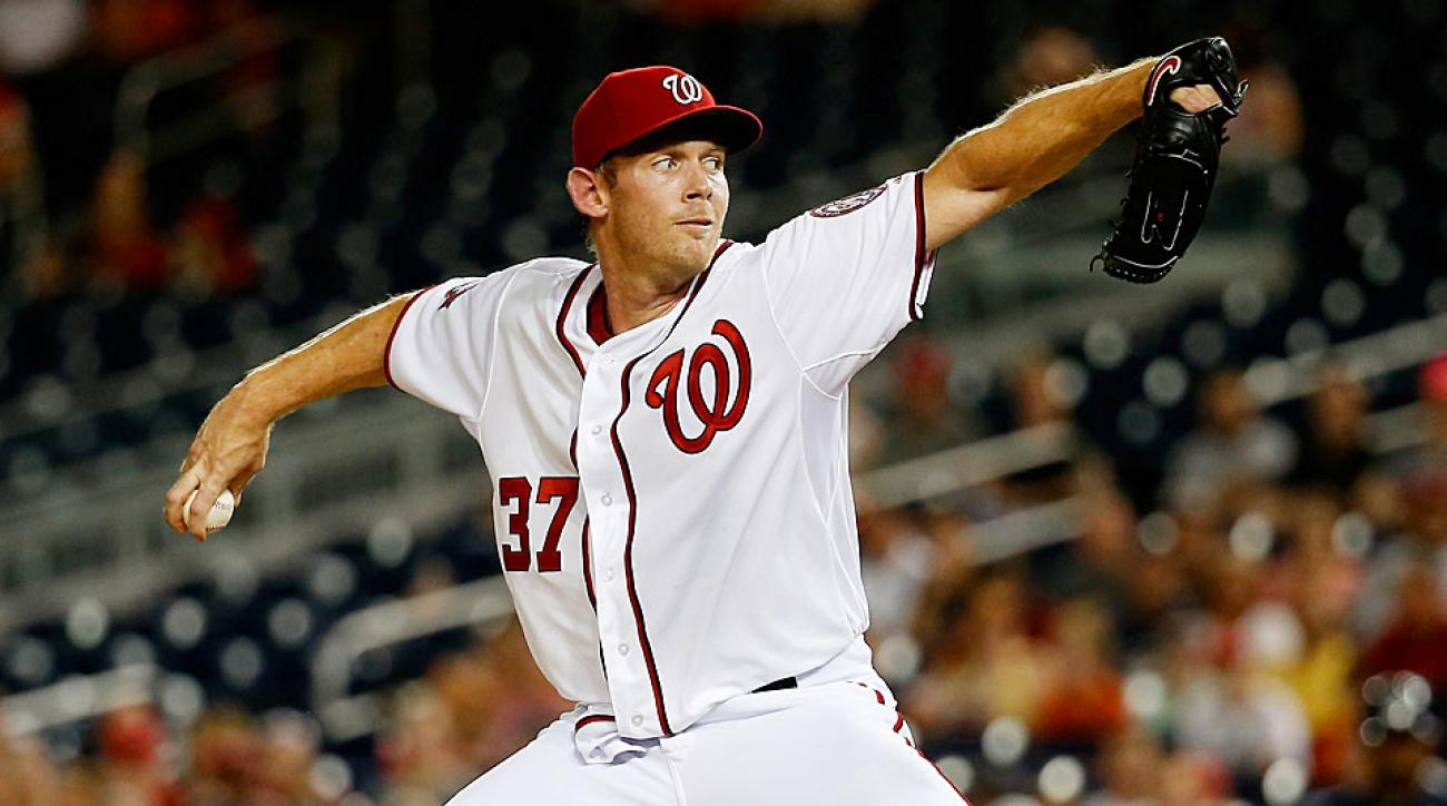 Stephen Strasburg Nationals