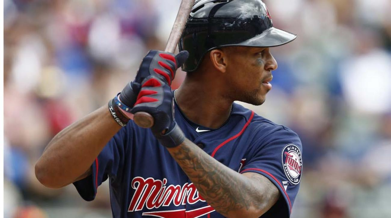 Byron Buxton to 15-day DL with left thumb sprain