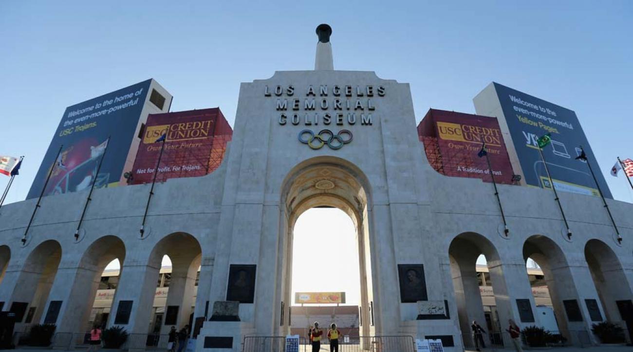 NFL looking at L.A. venues