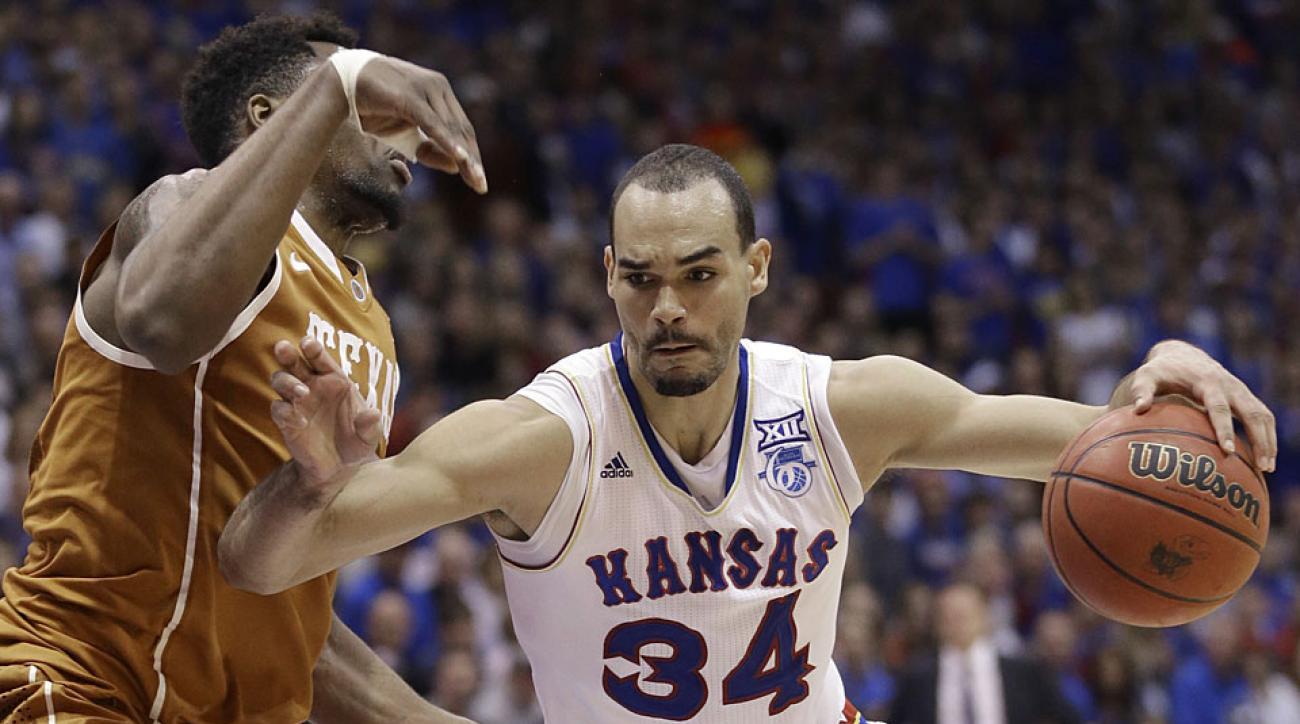 Perry Ellis, Kansas Jayhawks