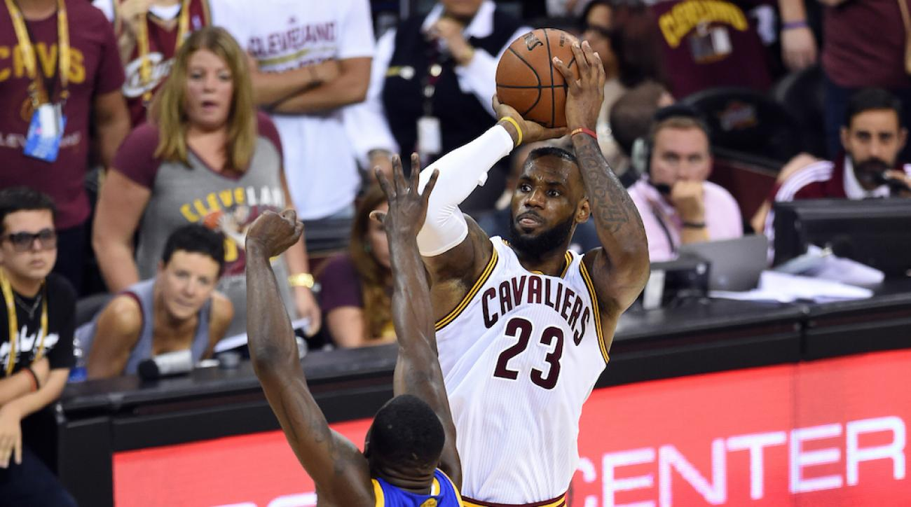 cleveland cavaliers lebron james opts out contract