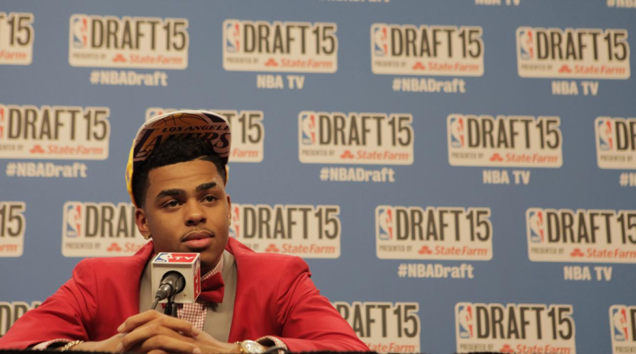 dangelo russell trade talks sacramento kings