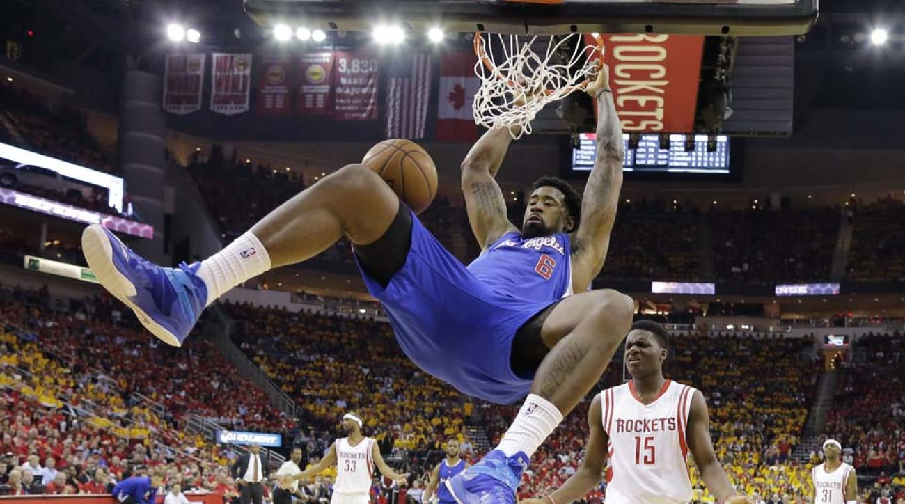 DeAndre Jordan to meet with teams for free agency