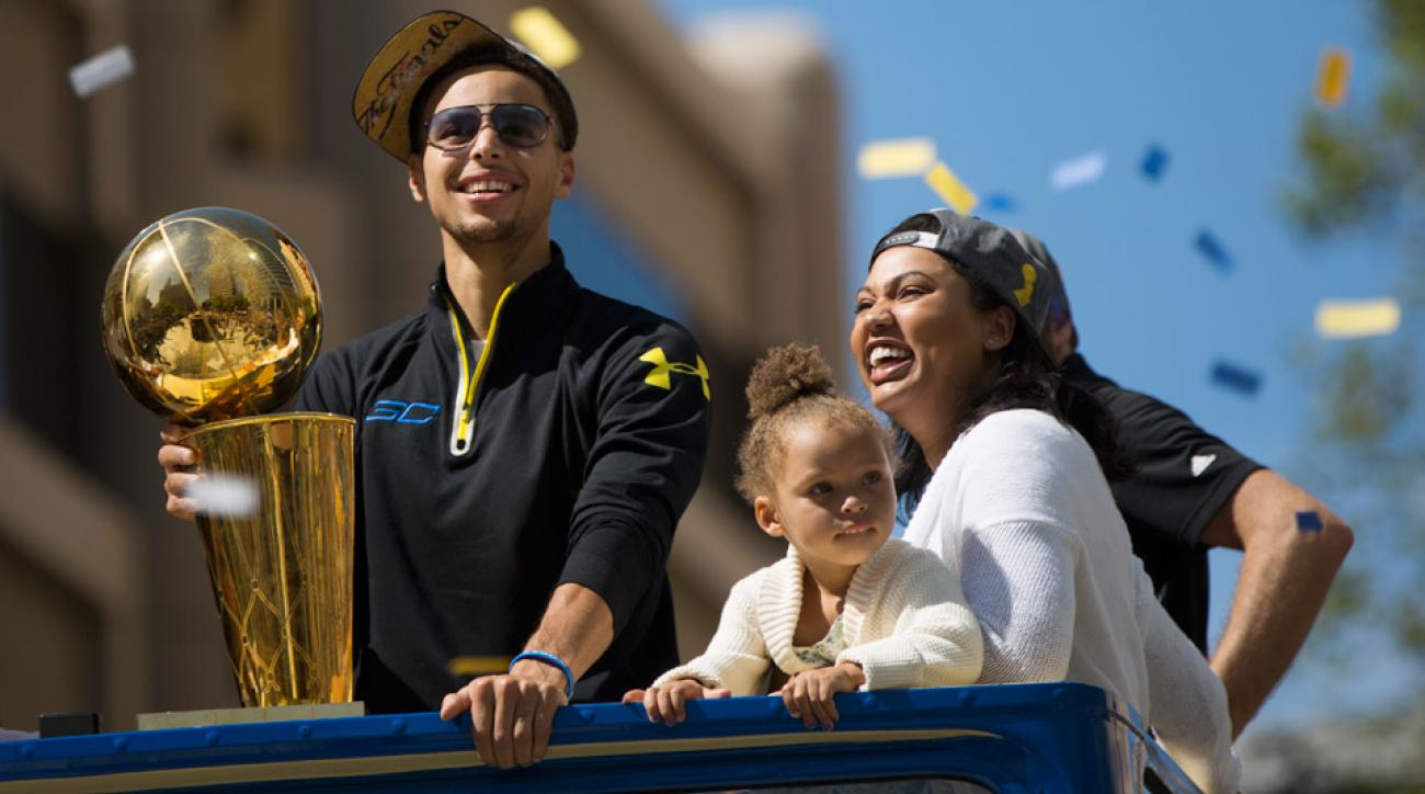 Class Picture: Stephen Curry has it all