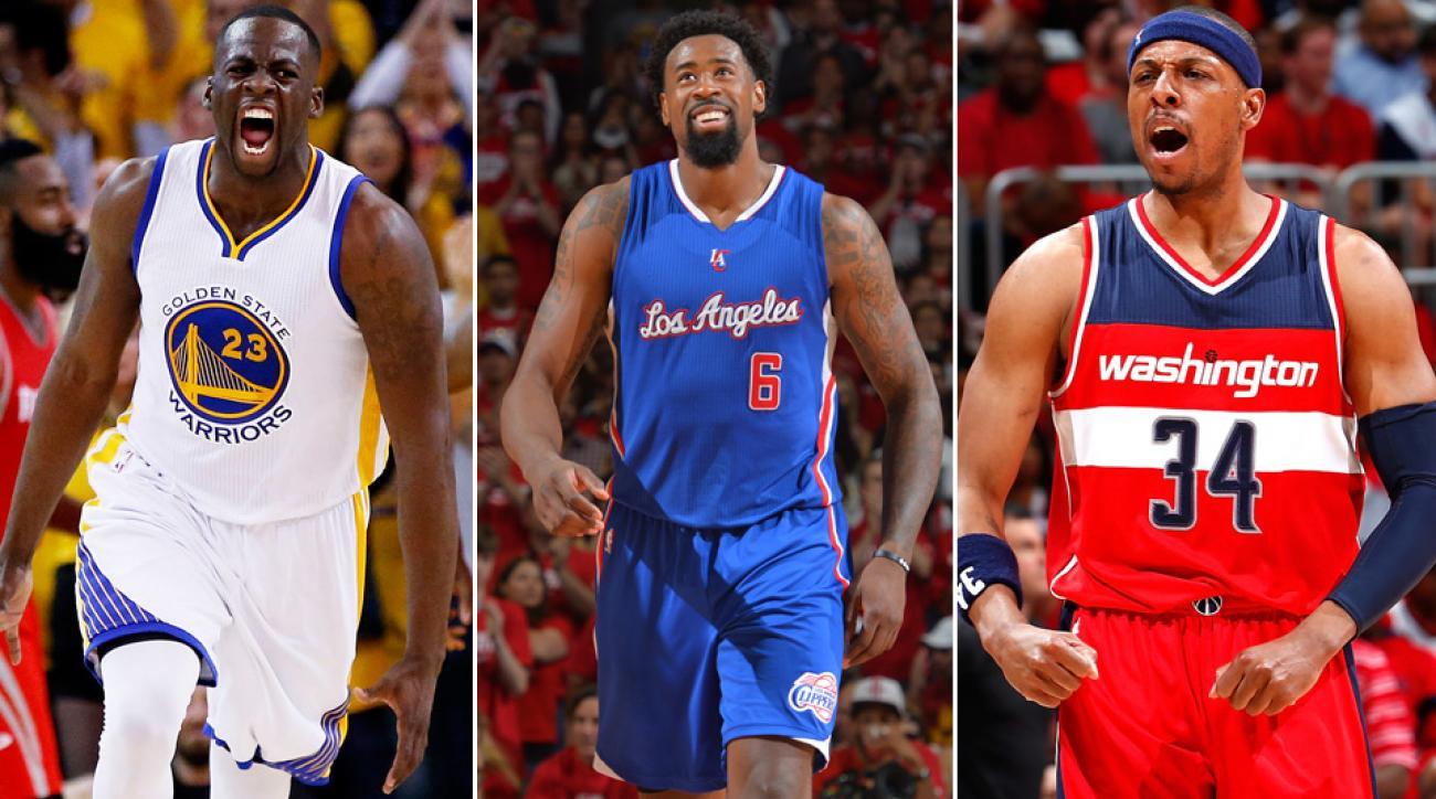 NBA rankings