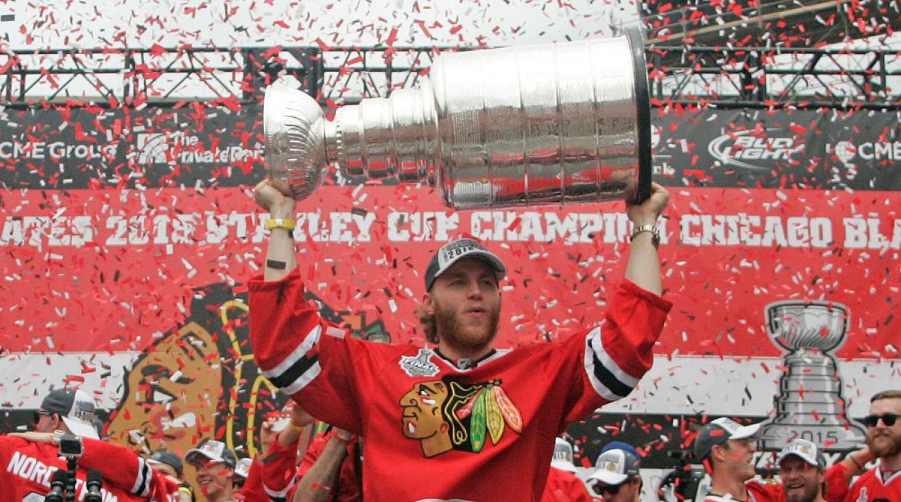 chicago blackhawks patrick kane stanley cup