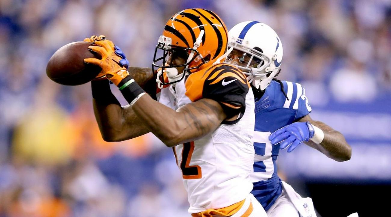 Bengals' Mohamed Sanu nails 60 yard field goal