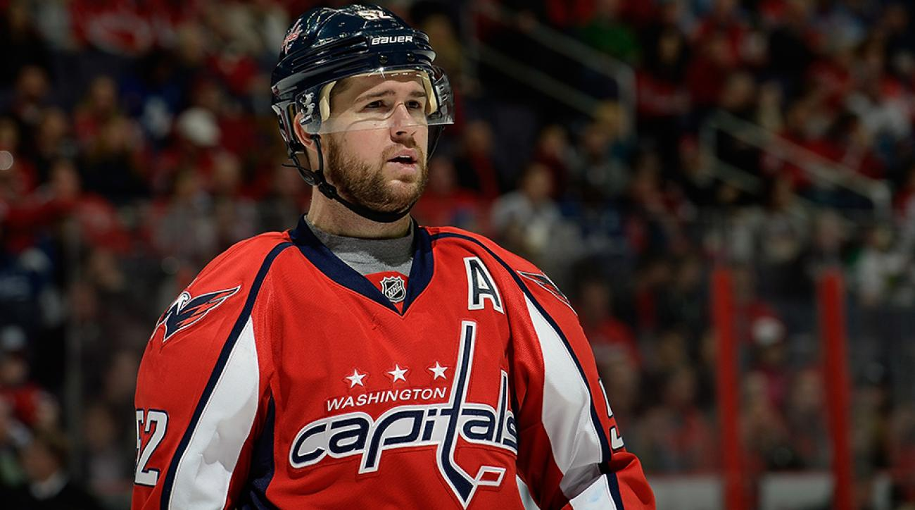 detroit red wings mike green free agent contract