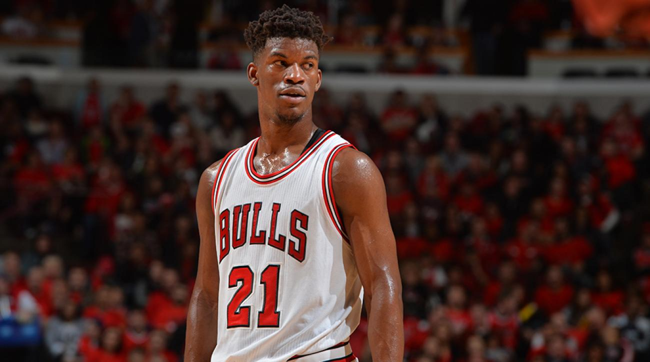 34ef7a47b8ab Grades  Bulls re-sign Jimmy Butler on 5-year