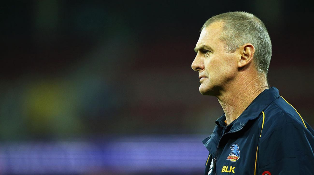 Australia football Phil Walsh murdered