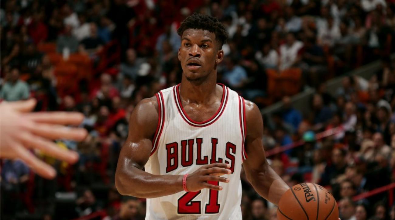 Bulls' Jimmy Butler is a big Taylor Swift fan