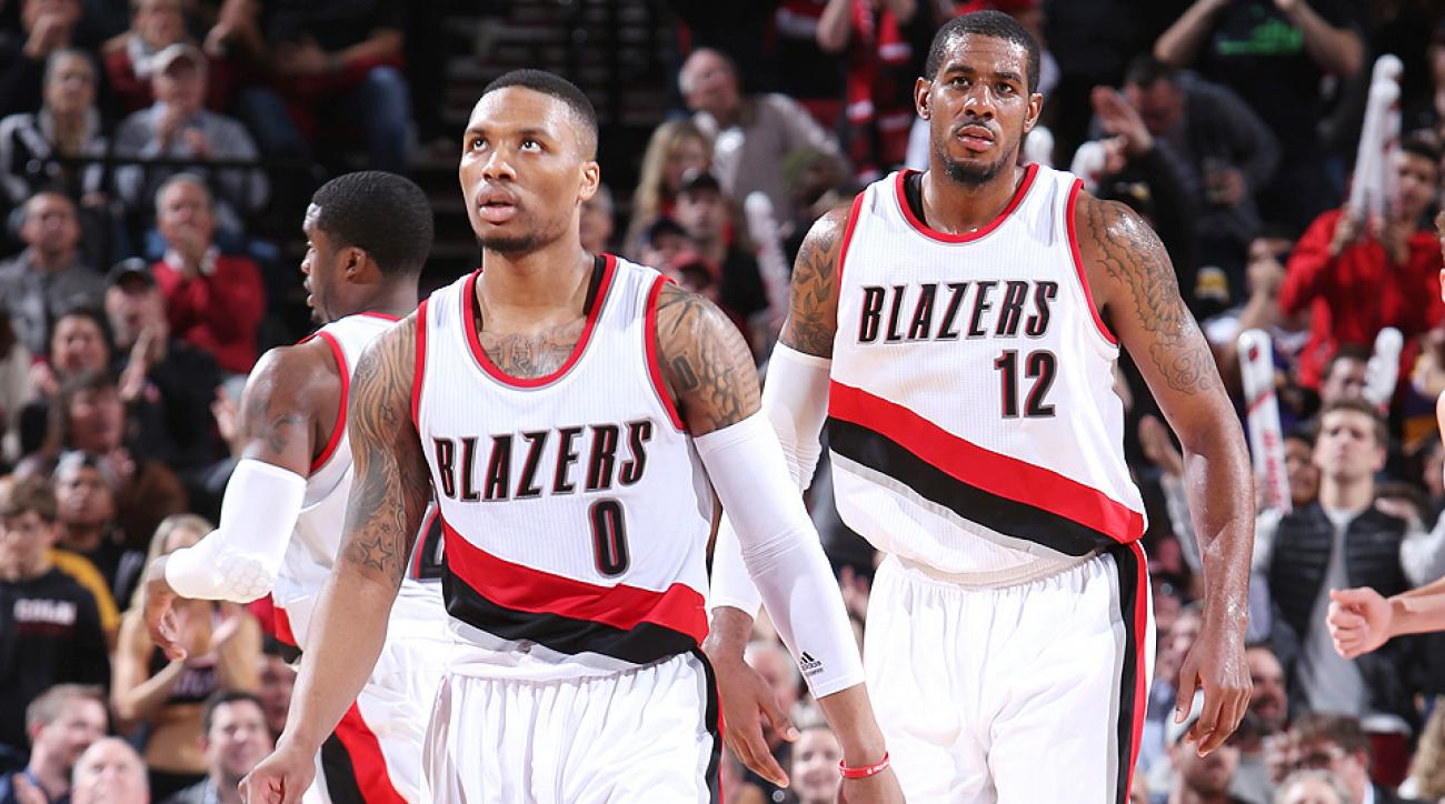 The Blazers and Damian Lillard agreed to a five-year rookie max extension.
